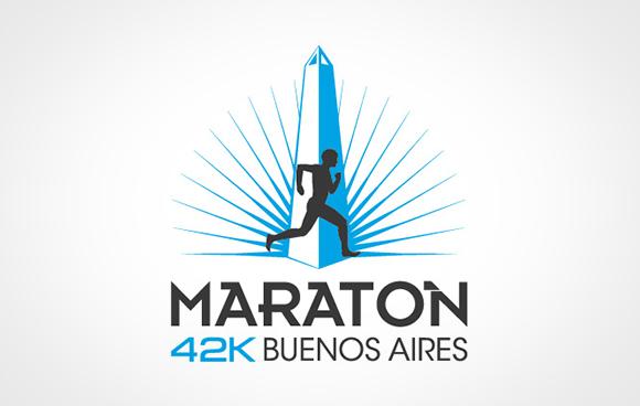 Logo Marathon Buenos Aires 2016