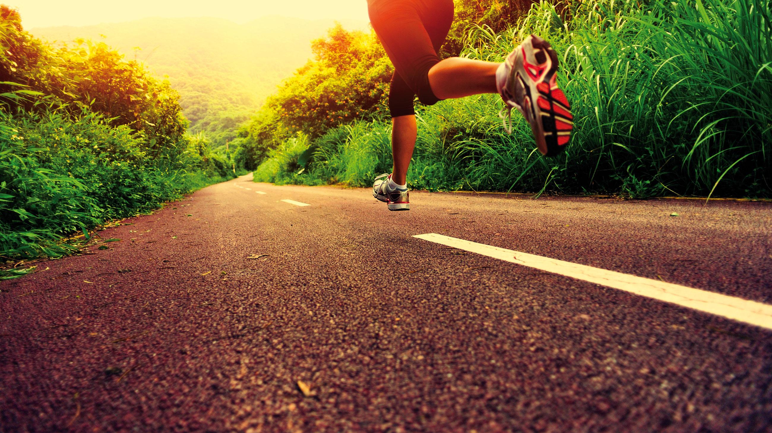 Photo Running Trip & run Trip & trail