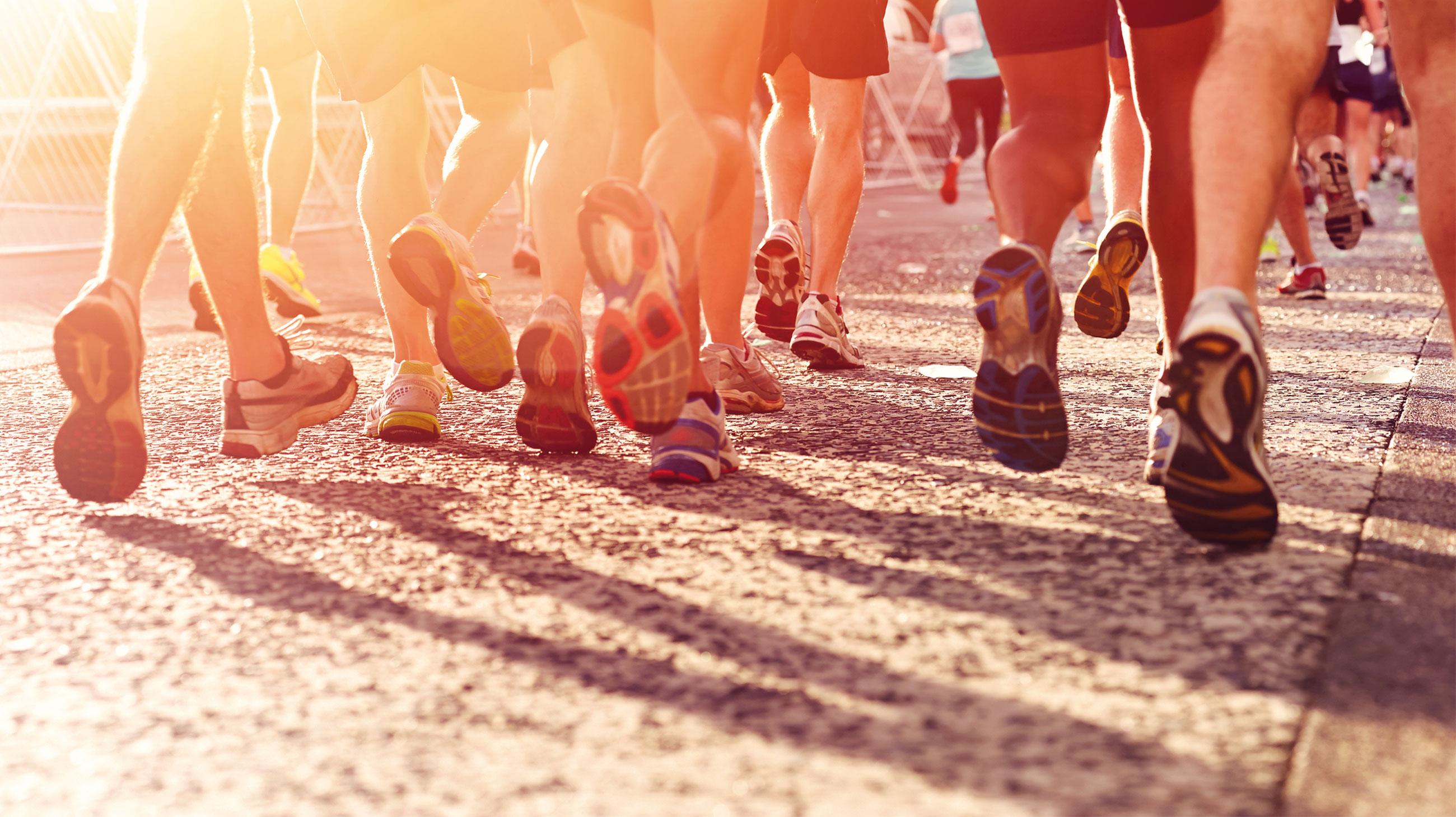 Un marathon mythique