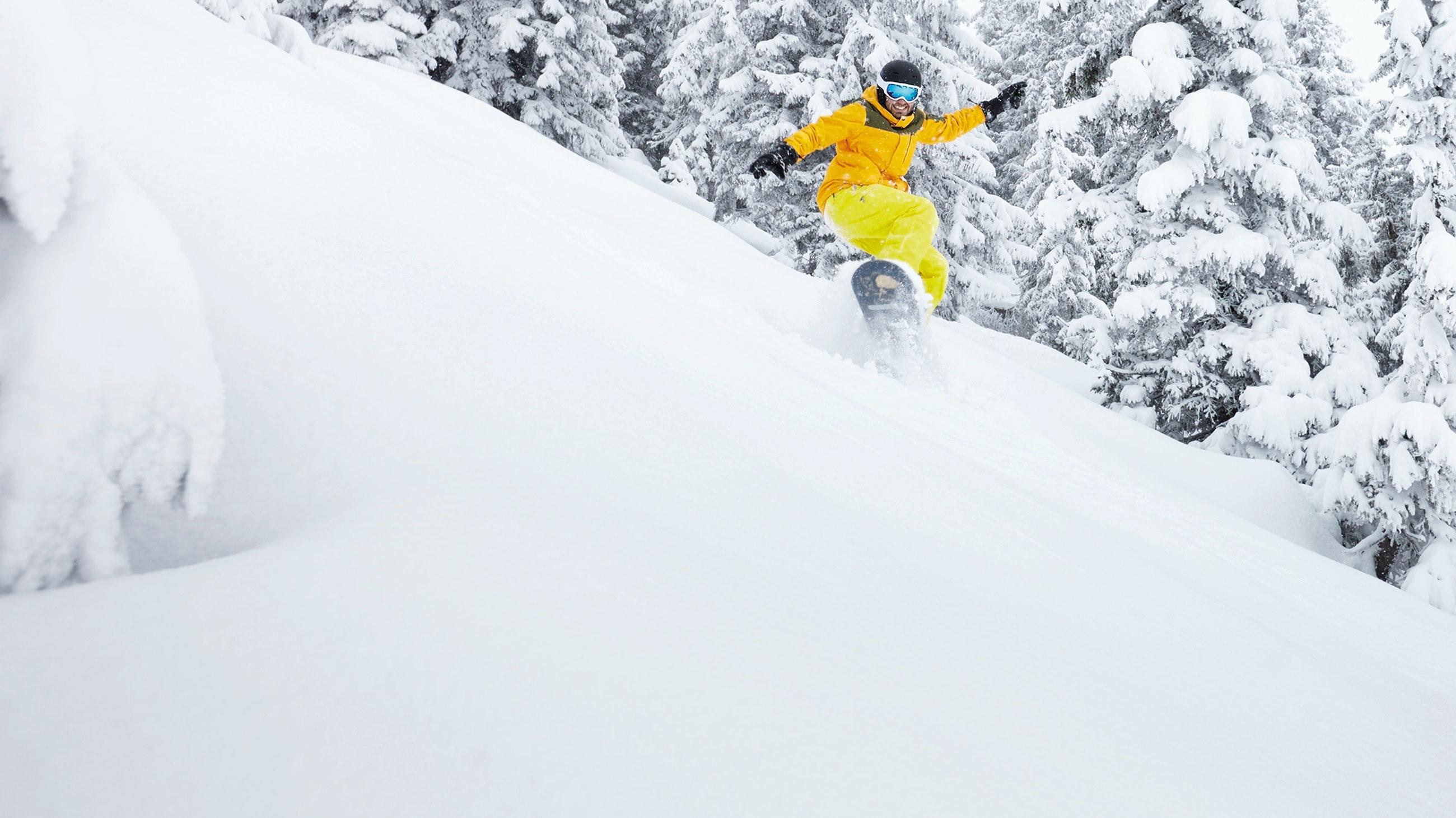 Photo Voyage Sportif Snowboard