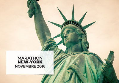 Marathon de New York 2016 - Inscription &Photos