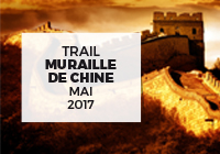 Photo Trip & Trail Muraille de Chine 2017