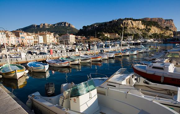 Photo Cruise & Run Méditerranée Port Cassis