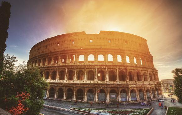 Photo Cruise & Run Méditerranée Rome