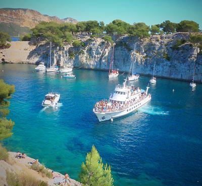 Photo Cruise & Run Méditerranée Cassis