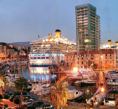 Photo Cruise & Run Méditerranée SAvone