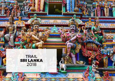 Trail Sri Lanka 2018