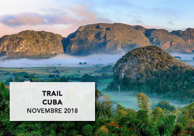 Trail Cuba 2018